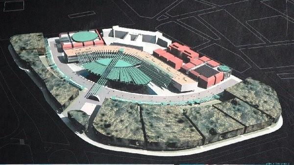 Czy taki obiekt wybudowany zostanie na  toruńskich Jordankach?