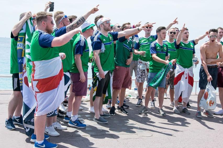 Przed Polska - Irlandia Północna: Bitwa na doping dla Wyspiarzy [WIDEO, GALERIA]