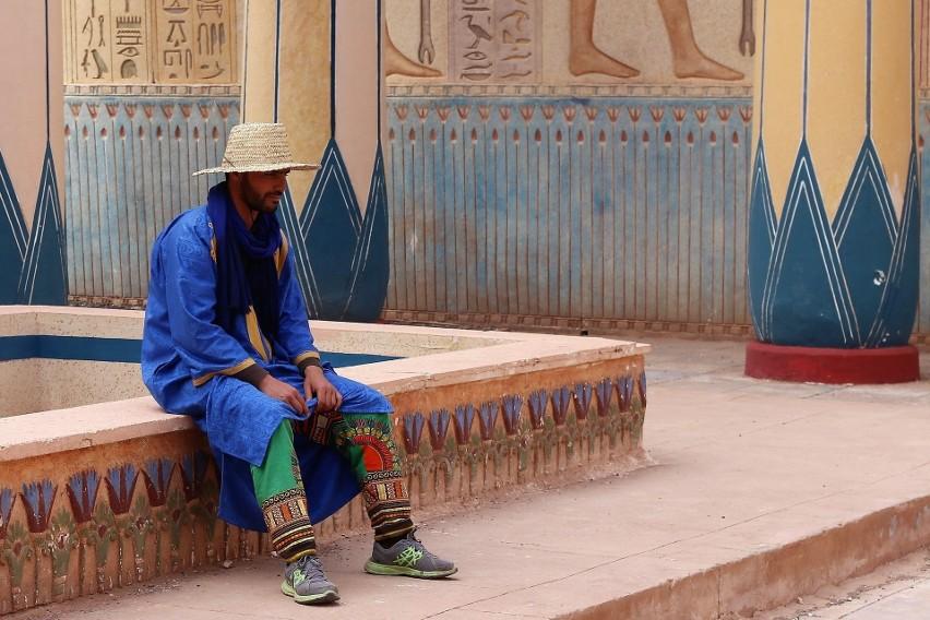 Maroko...