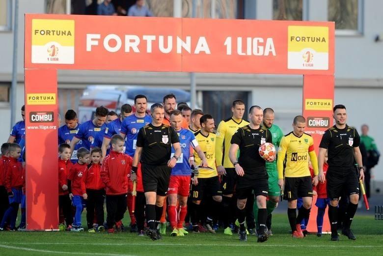 Odra podczas ostatniego meczu w Opolu została rozbita przez GKS  0-4. Teraz chce się zrehabilitować w oczach swoich kibiców.