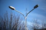 Kraków. Jeszcze więcej lamp ulicznych