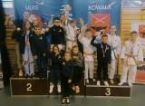 Sporty walki. Medalowy łup Gwardii Judo Białystok. Podlasianie 17 razy stawali na podium