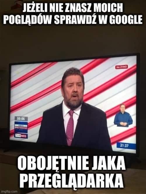 Żarty i memy po debacie prezydenckiej w TVP