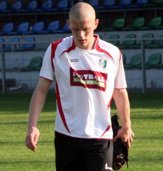 Radosław Bella zdobył oba gole dla TOR-u.