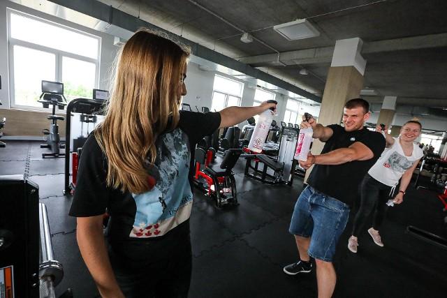 Siłownie Fit Town Fitness i BT Gym w Szczecinie