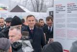 Prezydent Andrzej Duda w Stróży: Te tereny są bliskie mojemu sercu