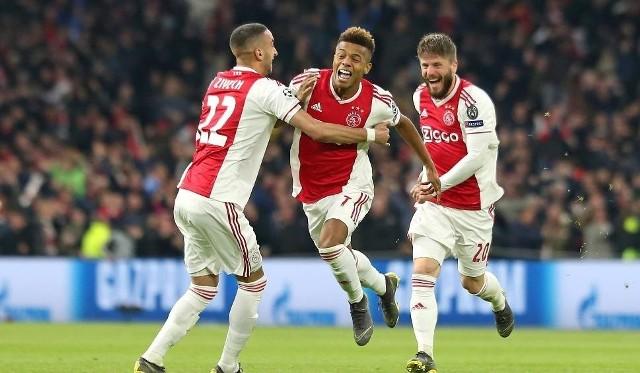 Ajax Amsterdam - Tottenham 8.05.2019
