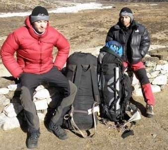 Komplikują się losy wyprawy lubuskich himalaistów.