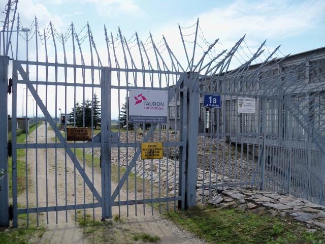 Elektrownia wodna w Otmuchowie.