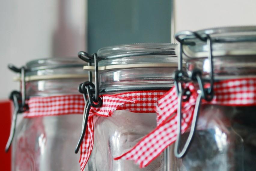 Szklane słoiki – to świetna alternatywa dla plastikowych...