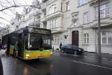 MPK Poznań: Kolizja autobusu z samochodem ciężarowym