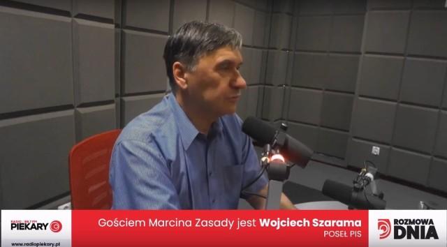Wojciech Szarama, poseł PiS