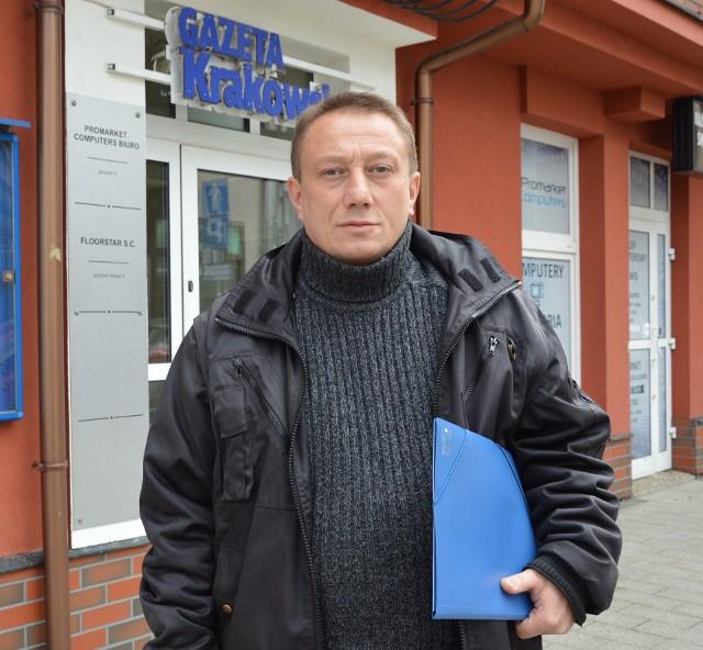 Mirosław Kecmaniuk z Oświęcimia pracował pod ziemią aż 29 lat. Jak wspomina, to była bardzo ciężka praca, nie dla każdego