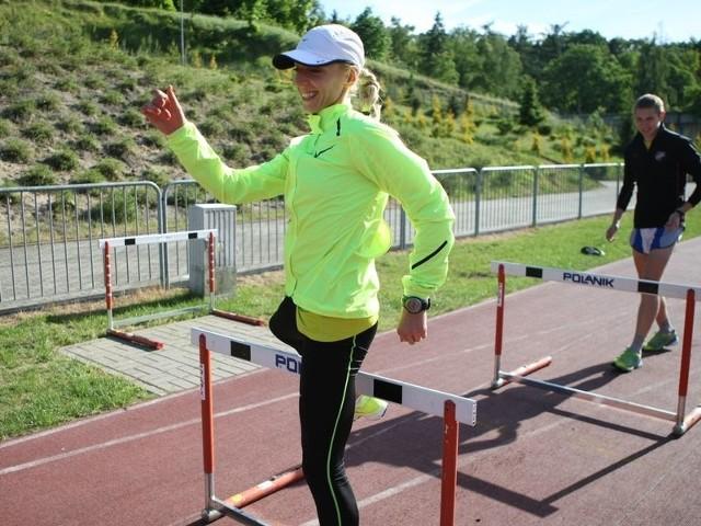 Angelika Cichocka na 800 m ma najlepszy czas 2.00,20 min, a na 1500 m – 4.06,50 min. Fot. Kamil Nagórek