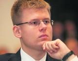 Wiceprezydent Łodzi miał wypadek samochodowy. Jechał na pogrzeb