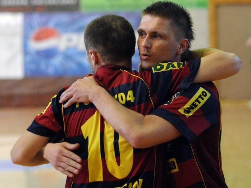 Mecz Pogon'04 - Gaszynscy Kraków...