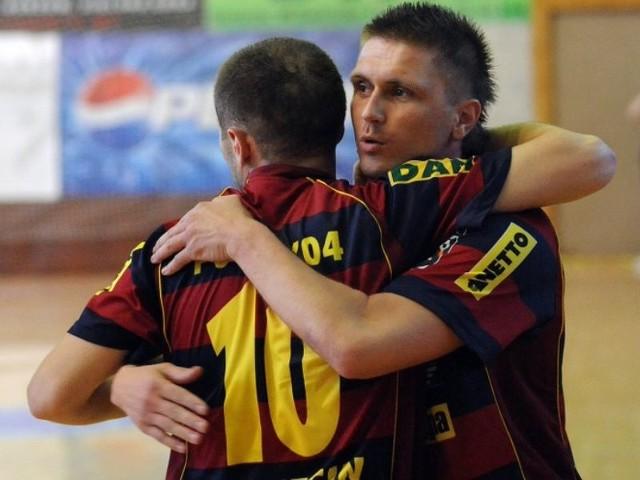 Mecz Pogon'04 - Gaszynscy KrakówMecz Pogon'04 - Gaszynscy Kraków w obiektywie Marcina Bieleckiego.