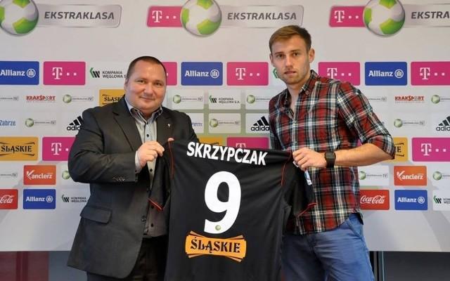 Szymon Skrzypczak może trafić do GKS-u Katowice