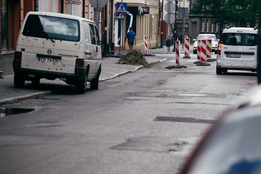Największy zakres prac przewidziano w Śródmieściu. Nowe...