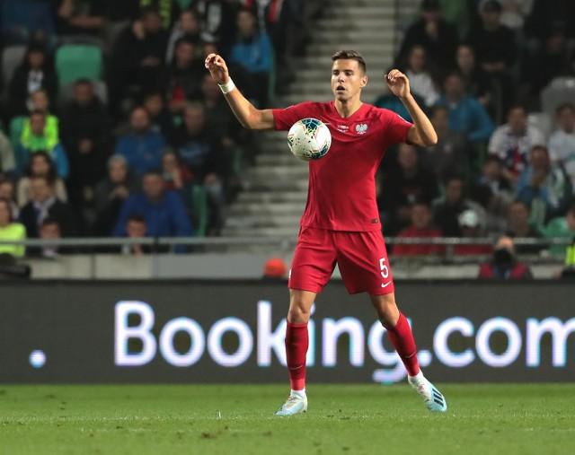 Jan Bednarek strzelił Manchesterowi United
