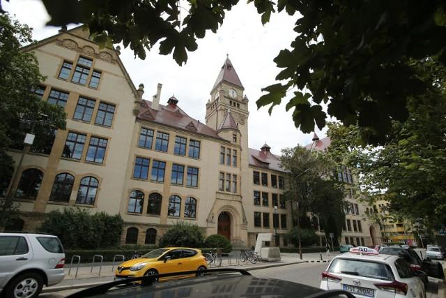 politechnika wroclawska wydzial architektury architektura kampus prusa .