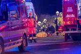 Wypadek w Chełmnie koło Pniew - 5 osób zostało rannych [ZDJĘCIA]