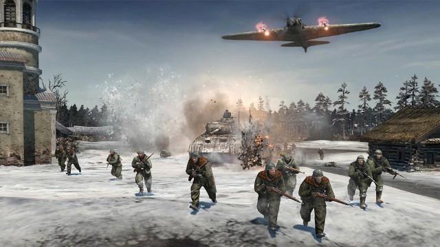 Company of Heroes 2Poprzedniczka top jedna z najlepiej ocenianych gier strategicznych. Czy Company of Heroes 2 powtórzy ten sukces?