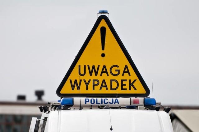 W sobotę na trasie ze Rzgowa do Łodzi doszło do zderzenia samochodów - jednym z pojazdów jest van Służby Ochrony Państwa.
