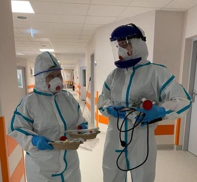 Codzienność w szpitalu Żeromskiego