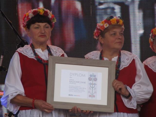 """Laureaci plebiscytu """"Wieś na medal"""" nagrodzeni"""