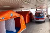 Zamknięty oddział ortopedii w szpitalu w Kościerzynie 25.09.2020 r. Jedna osoba z personelu zakażona koronawirusem