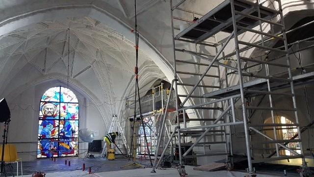 Średniowieczny kościół w Malborku uratowany! Groziło mu zawalenie. Zobacz, jak przebiegały prace konserwatorskie >>>