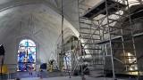 Ratuja średniowieczny kościół na Pomorzu! Budynkowi groziło zawalenie. Zakończył się pierwszy etap skomplikowanego remontu w Malborku