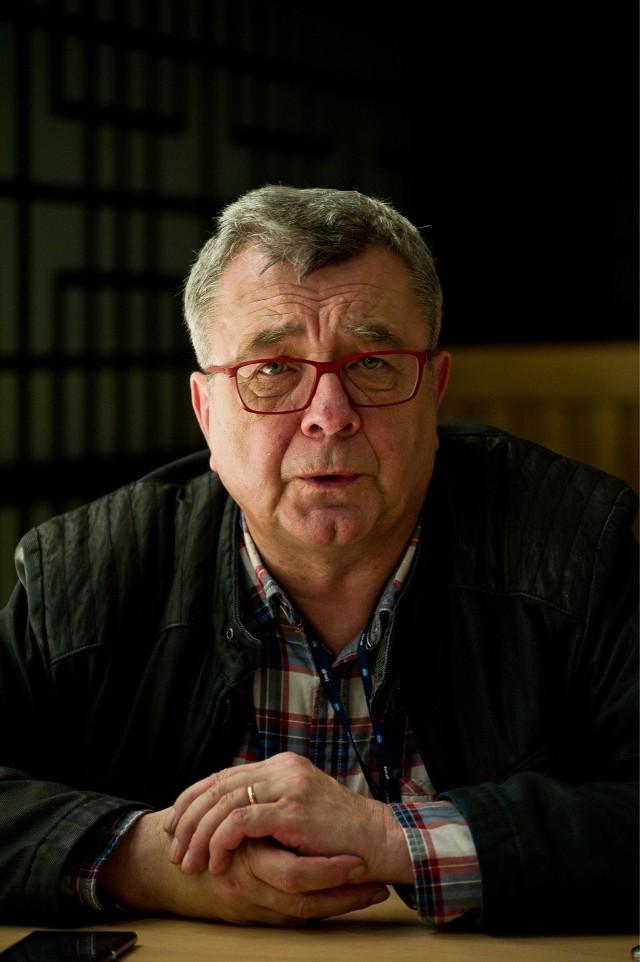 Grzegorz Miecugow: Nie mam ochoty nikomu robić krzywdy