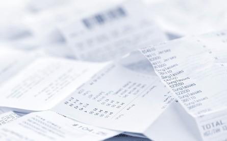 Coraz więcej dużych firm rezygnuje z tradycyjnych faktur i rachunków
