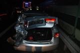 Tragedia na S7. Śmiertelny wypadek w Rakowiskach przed Nowym Dworem Gdańskim. W samochody wjechał TIR! Nie żyje 35-letni mężczyzna!