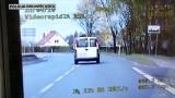 Policjanci z grupy SPEED zatrzymali kompletnie pijanego kierowcę busa