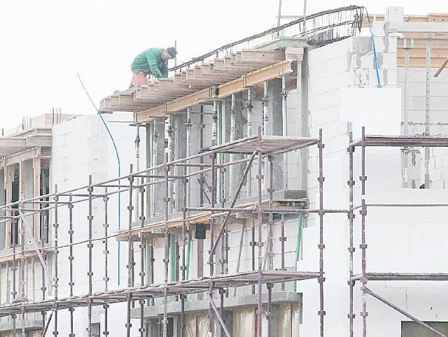 Czy budowa Interioru przebiegnie bezproblemowo? Czas pokaże... (fot. Filip Pobihuszka)