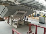 Jak się buduje łódzkie metro? Pod Mszczonowem rozpoczęła się produkcja elementów obudowy dla tunelu średnicowego w Łodzi [zdjęcia]