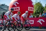 Prezentacja trasy ORLEN Wyścigu Narodów w Białymstoku