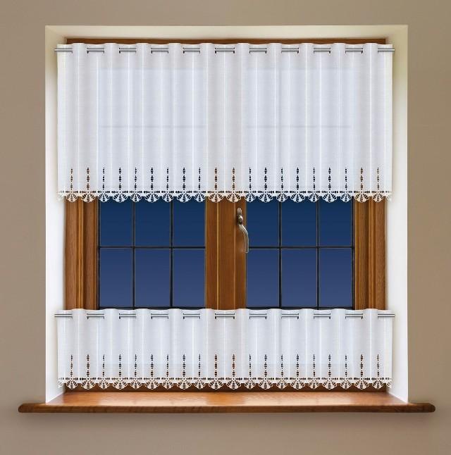 Jak dobrać odpowiednią firanę i zasłonę do wymiarów okna (ZDJĘCIA)Jak dobrać odpowiednią firanę i zasłonę do wymiarów okna (ZDJĘCIA)