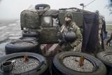 """Ukraina ogranicza wjazd Rosjan do swojego kraju. Chce przeszkodzić w tworzeniu """"prywatnych"""" wojsk na Ukrainie"""