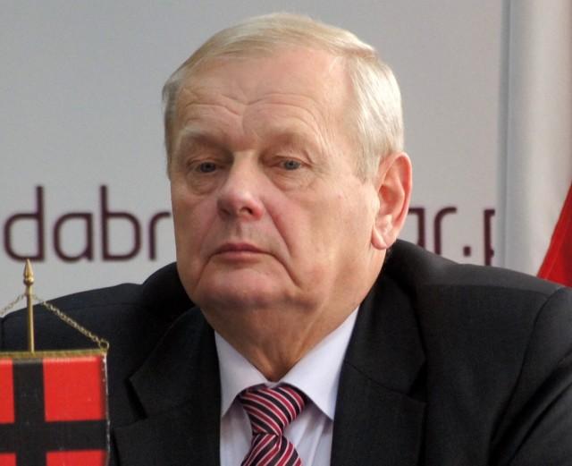 Stanisław Początek - szef PUP w Dąbrowie