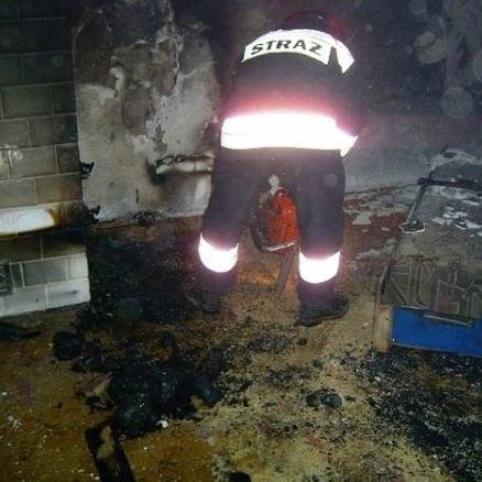 Kobieta przezyła tylko dzięki natychmiastowej reakcji strażaków