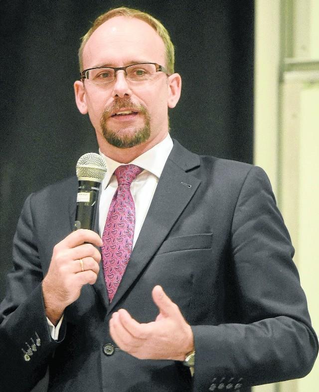 Jerzy Gorzelik przedstawił posłom uzasadnienie ustawy