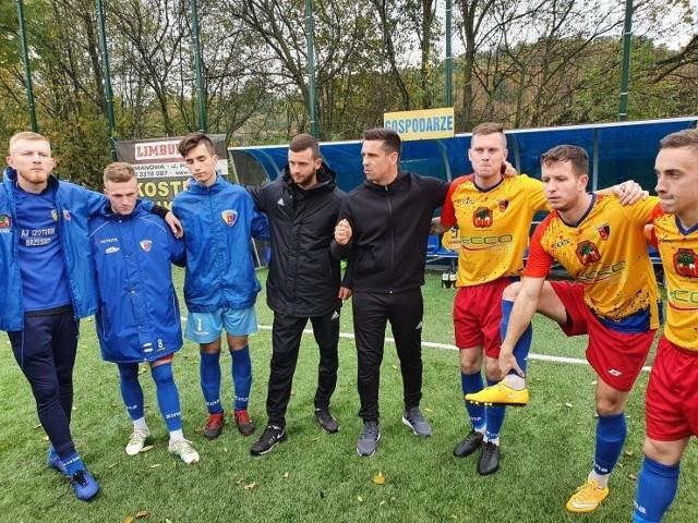 Piłkarze z Limanowej wiosną będą grać w grupie mistrzowskiej