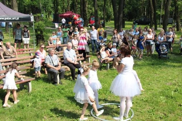 W Parku Podlesie w czerwcu odbywają się Hutnicze Piknik Rodzinne. Tak wyglądał tegoroczny