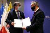 Pół miliona złotych dla włoszczowskiego szpitala na tlenoterapię dla zakażonych koronawirusem
