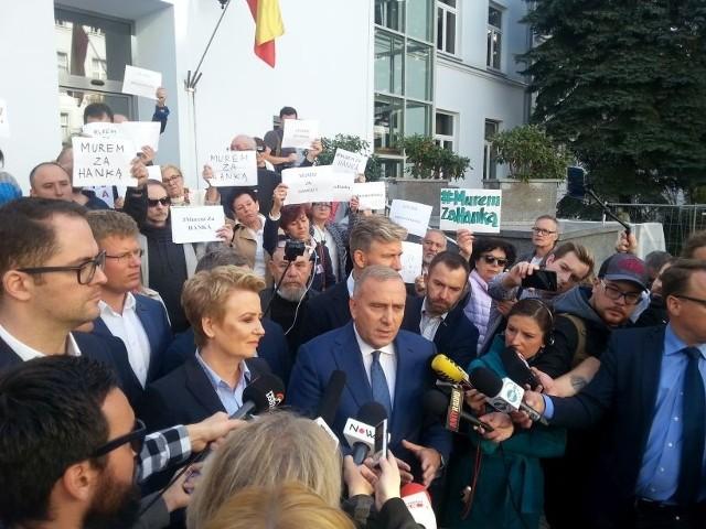 Decyzja wojewody to polityczny zamach na samorząd - mówi Grzegorz Schetyna