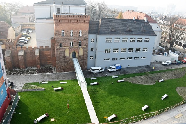 Opole. Zamek Górny ma mieć nowe atrakcje. W planach także specjalne wydarzenia
